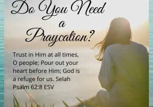 Do You Need a Praycation meme