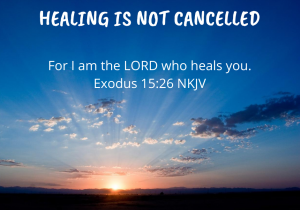 HEALING is not cancelled meme
