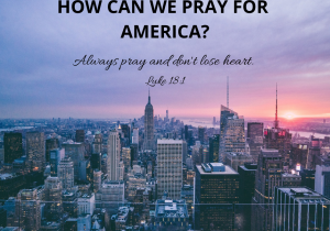 HOW CAN WE PRAY FOR AMERICA meme