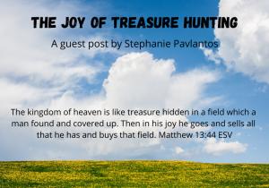 The Joy of Treasure Hunting meme