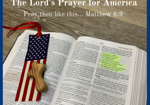 The Lord's Prayer for Our Country