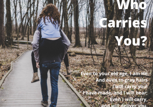 Who Carries You meme